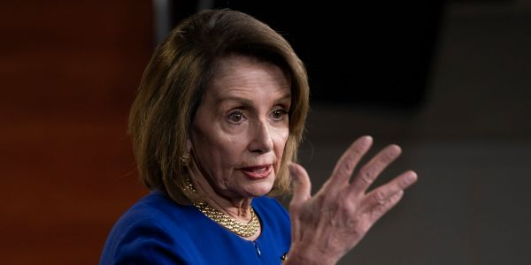 Nancy Pelosi deleted a tweet supporting Jussie Smollett after reports that he may have staged his assault