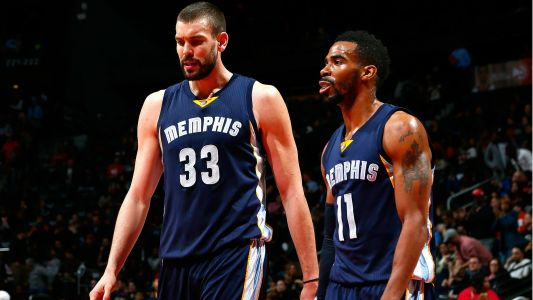 NBA trade rumors: Grizzlies will listen to offers for stars Marc Gasol, Mike Conley