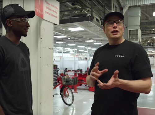 A Tesla analyst who just toured the electric-car maker's California and Nevada factories reveals what he saw
