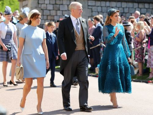 Princesses Eugenie and Beatrice wore simple hats to Prince Harry and Meghan Markle's royal wedding - and it's a huge departure from their usual style