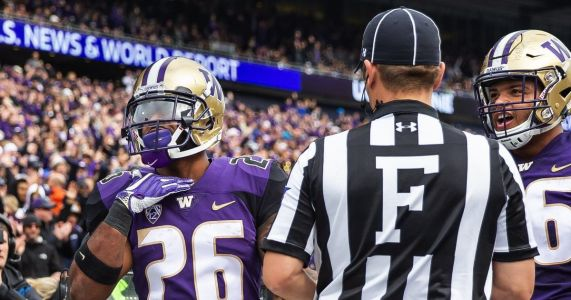 UW's running back 'three-headed monster' steps up in Myles Gaskin's absence