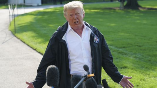Trump Says He Wants To Hear From Kavanaugh's Accuser