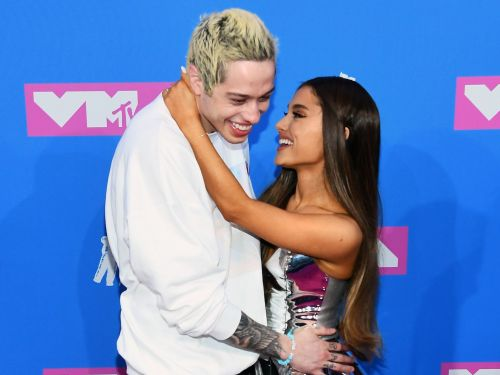 Pete Davidson says he and Ariana Grande are 'supposed to be together'