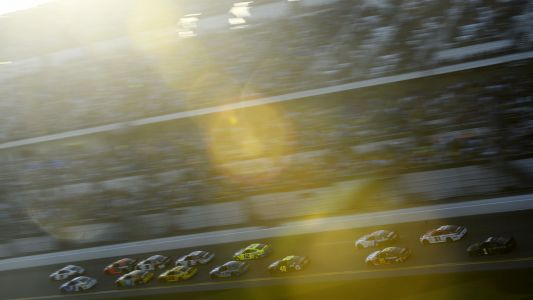 Daytona 500 crash: Watch the big wreck that collected half the field in 2020 NASCAR season-opener