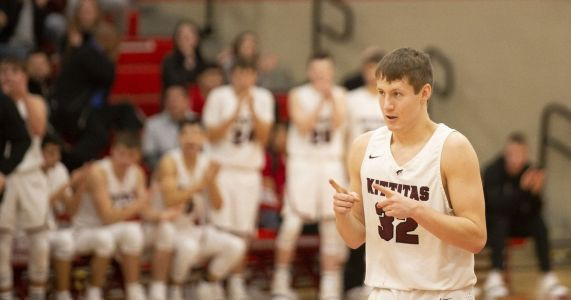 Big-time talent, small town: Kittitas' Brock Ravet looking for one more title before going to Gonzaga