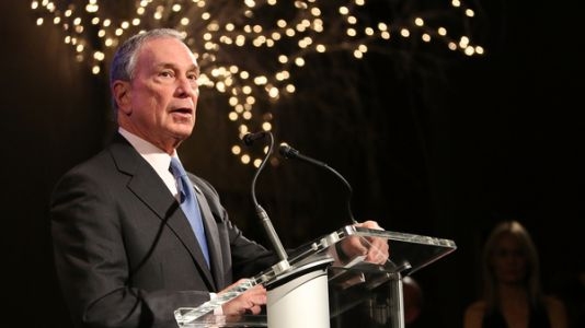 Michael Bloomberg Gives $1.8 Billion To Financial Aid At Johns Hopkins University