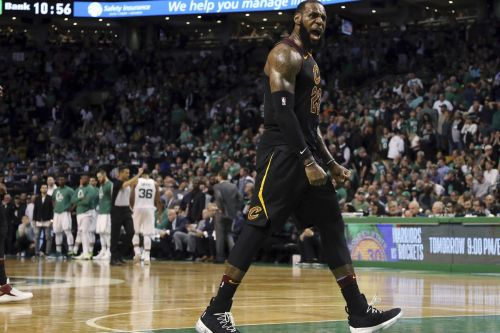 LeBron going to eighth straight NBA Finals after beating Celtics