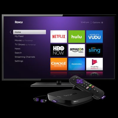 Roku's CEO on Netflix, Amazon, Google, and the Future of TV