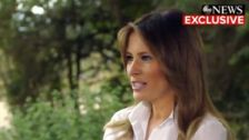 Melania Trump Says She Distrusts Certain People Working In The Administration