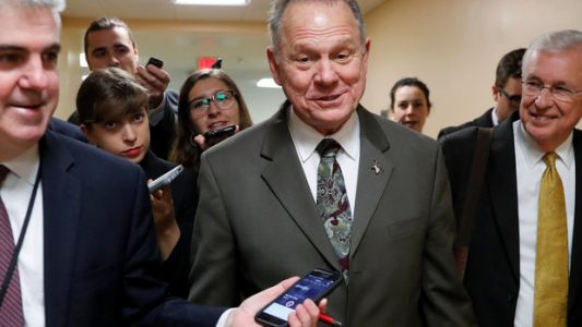 Robocall Impersonating Washington Post Reporter Pretends To Seek Dirt On Roy Moore