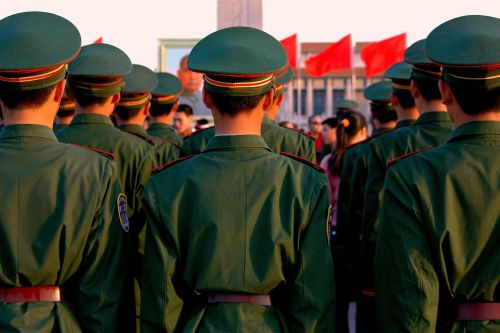 China says Muslim internment camps are 'free vocational training'