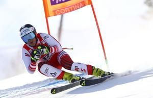 Vonn 15th in return from injury as Siebenhofer wins downhill