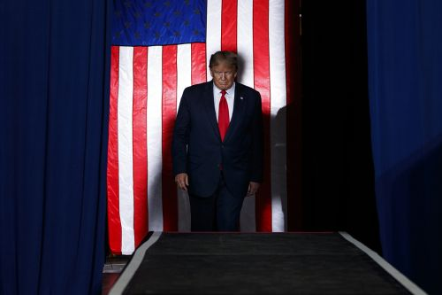 Trump rallies in blue New Mexico, aiming to broaden his base