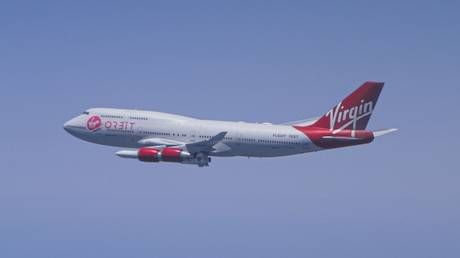 Virgin Orbit's rocket TERMINATED moments after release from carrier aircraft on maiden test mission