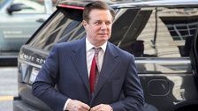 Paul Manafort's Defense Rests Without Calling Any Witnesses