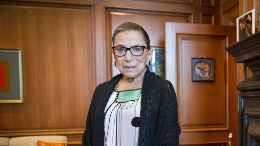 Ricketts: U.S., Nebraska flags to be flown at half-staff in honor of Ruth Bader Ginsburg