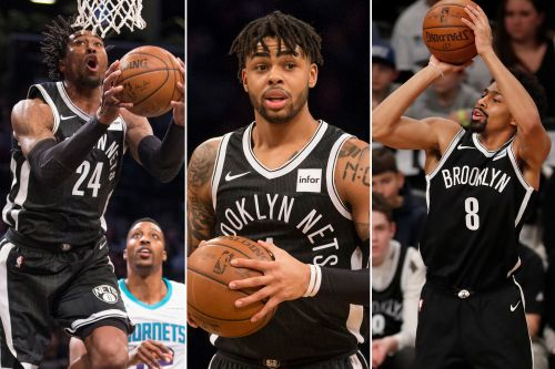 Nets' biggest potential storyline isn't even here yet