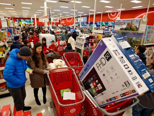 Black Friday sales have already passed $3.5 billion - and it reveals a dark truth about the future of the holiday