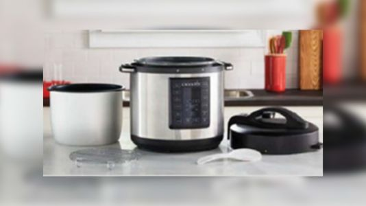 Sunbeam recalls 940,000 crock-pots ahead of Thanksgiving due to burn risk