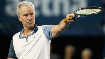 John McEnroe claims Donald Trump offered to pay him to play Serena Williams