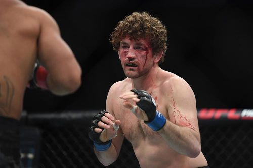 Ben Askren will 'try to outgrapple' Demian Maia at UFC on ESPN+ 20, coach says