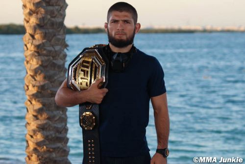 Dana White to meet with Khabib again, let lightweight division unfold before booking title fight