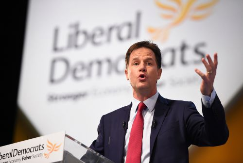 Facebook taps UK's Nick Clegg as its new communications head