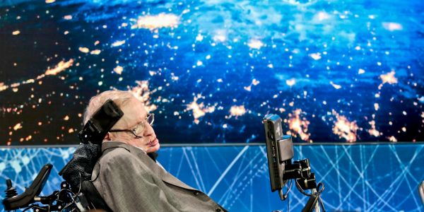 Stephen Hawking submitted a final scientific paper 2 weeks before he died - and it could lead to the discovery of a parallel universe