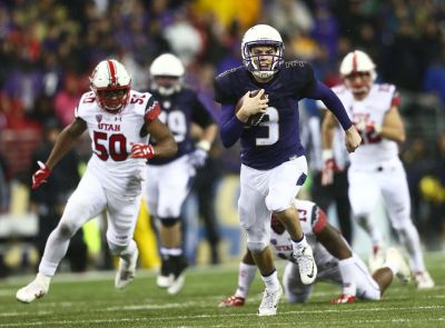 No. 4 Huskies get chance to impress College Football Playoff committee at No. 17 Utah