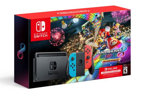 Here's when Nintendo Switch Black Friday 2020 bundles will be restocked