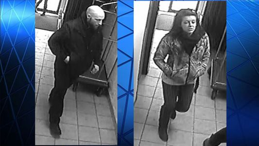 Glendale police search for two people wanted in connection with robbery, pistol-whipping