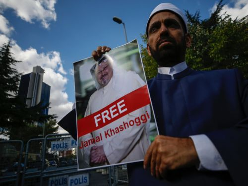 Everyone Is Skeptical of Saudi Claim Khashoggi Died in Consulate Fight