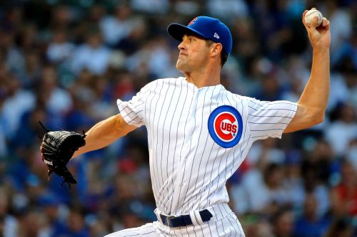 Cole Hamels and the Cubs will roll over the Pirates