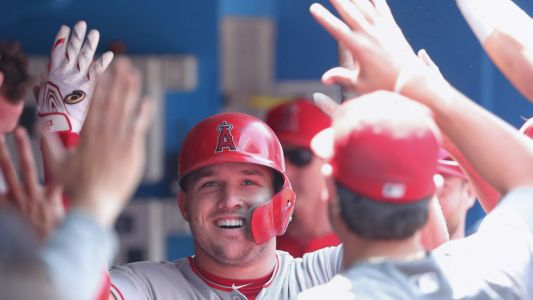 Mike Trout, Angels finalizing 12-year, $430 million extension, report says