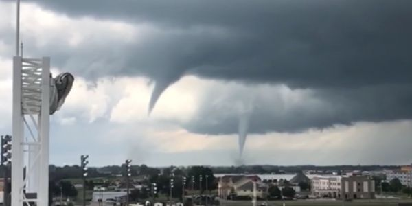 Videos show massive tornadoes ripping through Iowa and causing 'catastrophic damage'