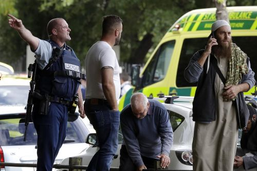 Witness: Many dead in New Zealand mosque shooting; second attack reported