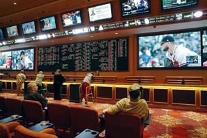 Sports betting begins Thursday in New Jersey