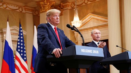 Trump holds Putin responsible for 'meddling' because 'he's in charge' of Russia - interview