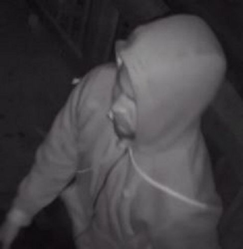 Crime Stoppers: Criminal repeatedly fails to break door