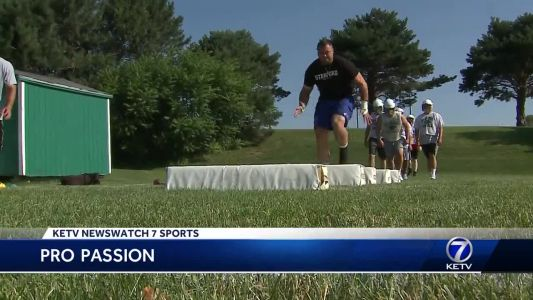 Pro passion: Harrison Phillips prepares to succeed in NFL