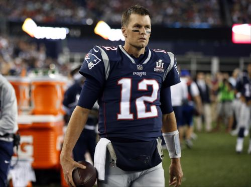 Radio host apologizes for comment made about Tom Brady's daughter