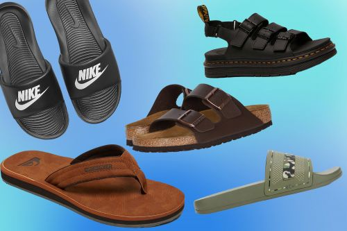 Best sandals and slides for men 2021: 15 casual but cool summer shoes