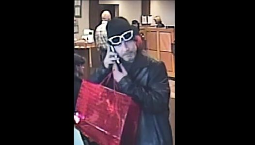 Man with wig, fake bombs, sentenced after bank robberies, officials say