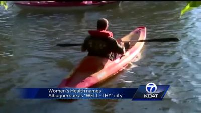 Women's Health names ABQ among top 'wellthiest' cities in America