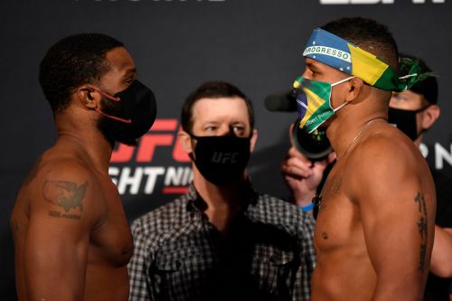 UFC: Tyron Woodley will throttle up-and-comer Gilbert Burns
