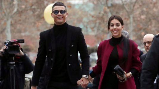 Cristiano Ronaldo accepts fine and two-year suspended jail term for tax evasion