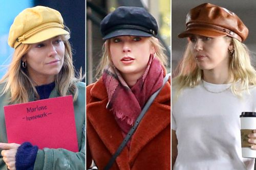 Taylor Swift and Miley Cyrus love these hats, and they're on sale at Nordstrom