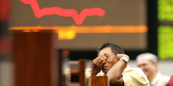 Dow plunges 1,191 points on coronavirus fears, while S&P 500 posts its worst day since 2011