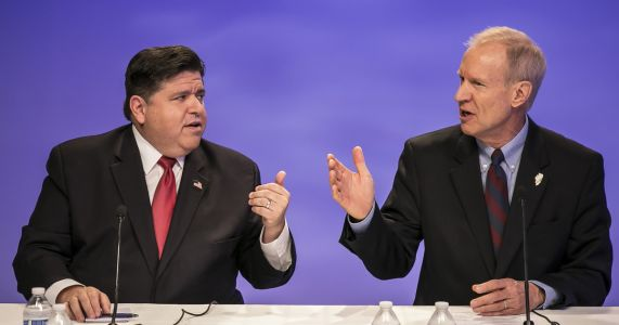 Pritzker pumps $146M of his cash into Illinois governor bid
