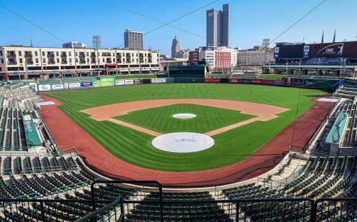 LOOK: Twins minor league affiliate lists ballpark on Airbnb as rental, offers full access to field, clubhouse